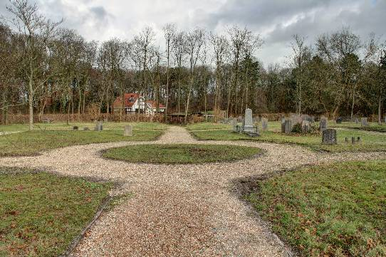 Begraafplaats 28 januari 2020